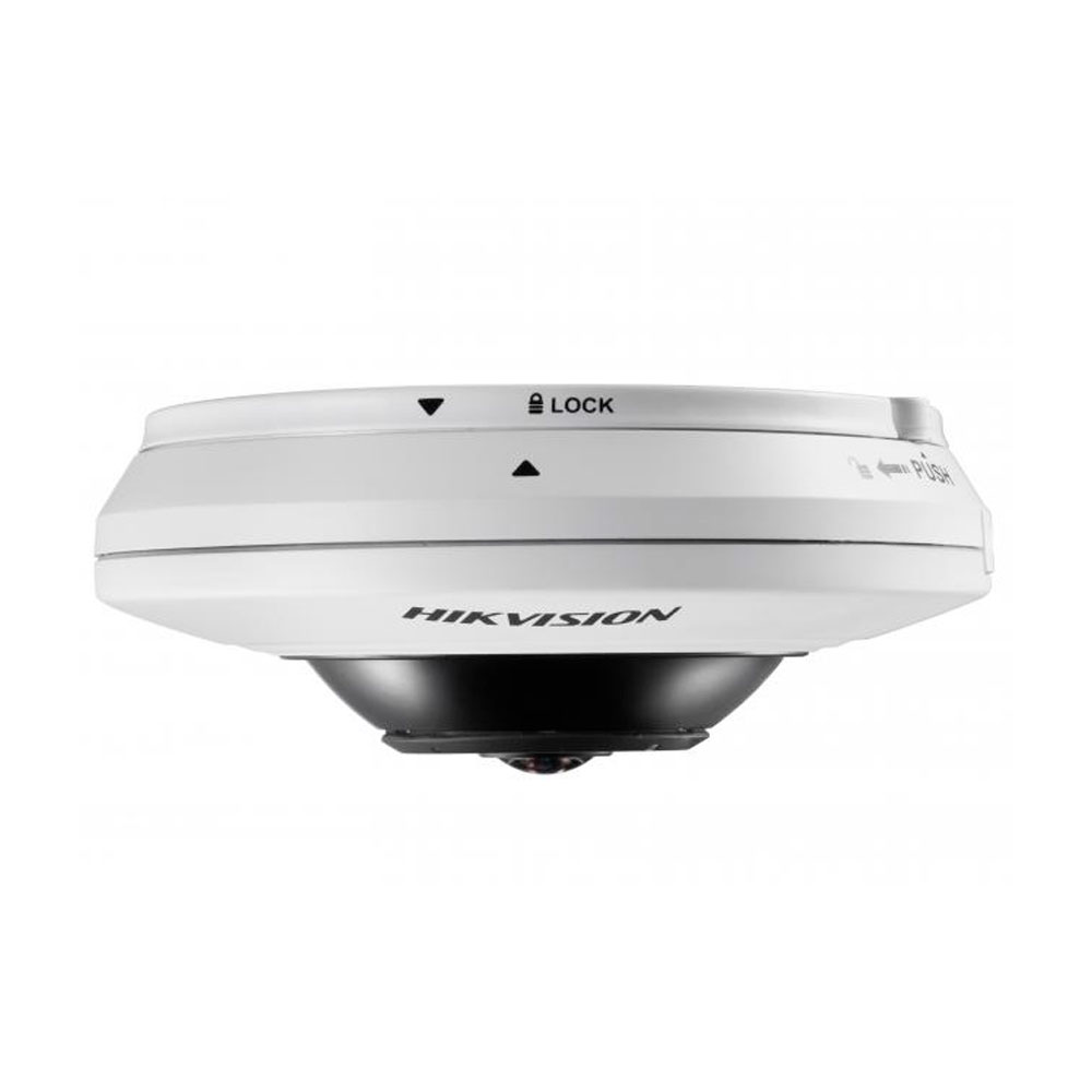 3МП купольная фишай IP видеокамера Hikvision DS-2CD2935FWD-I  (1.16мм)